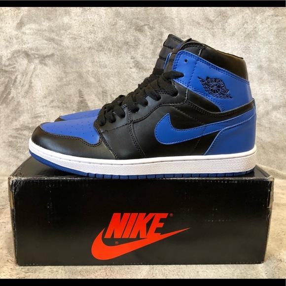 Air Jordan retro 1 royal blue size 11 a8c57ffb7